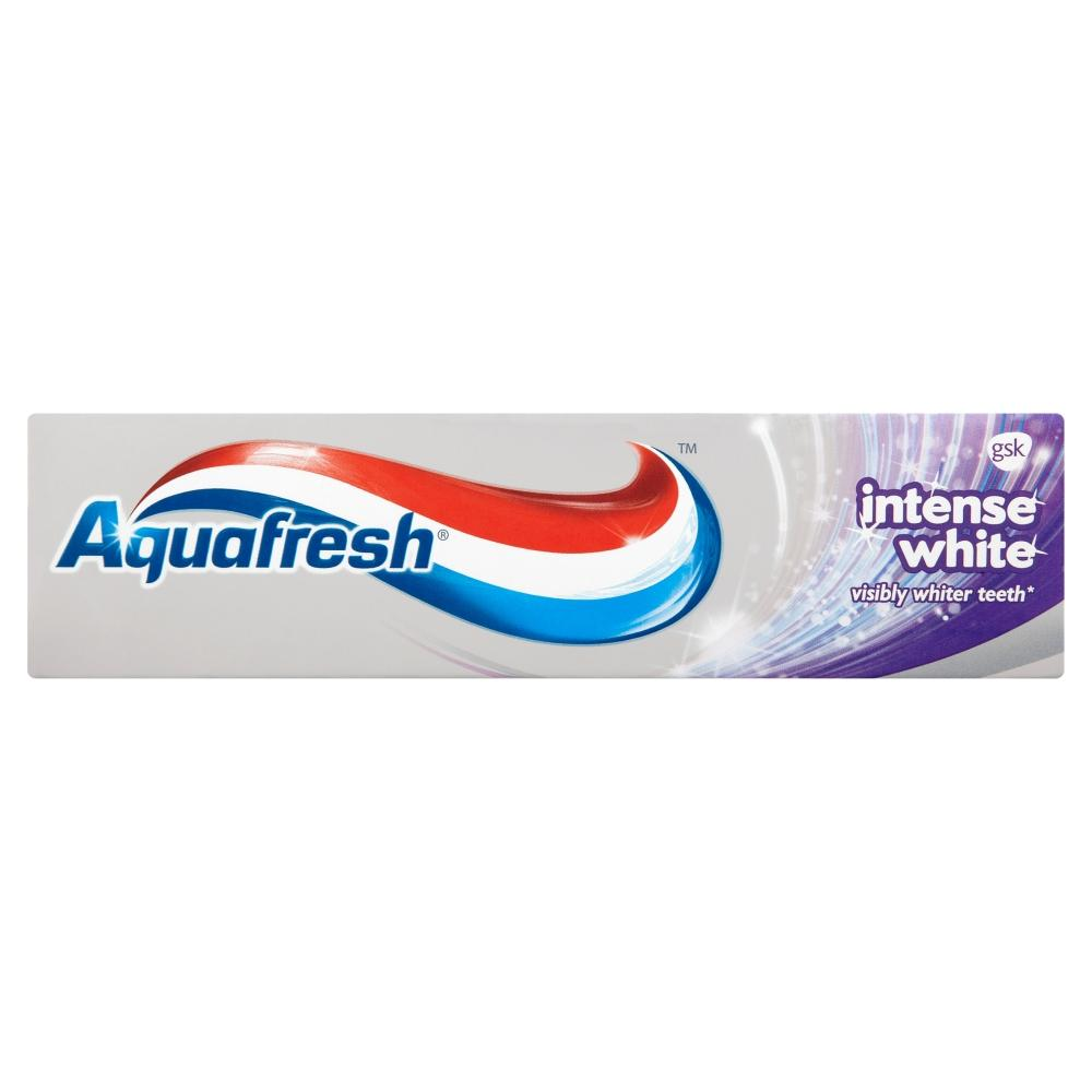 Aquafresh Intense White Toothpaste 75ml