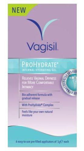 Vagisil ProHydrate Internal Gel 6 x 5g