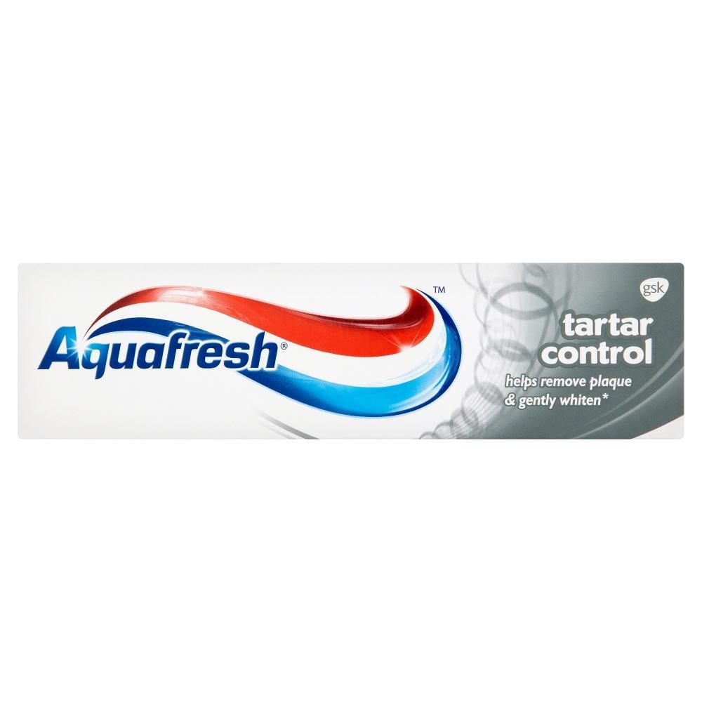 Aquafresh Tartar Control Toothpaste 75ml