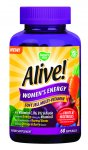 Alive! Women's Energy Soft Jells Pack of 60