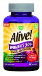 Alive! Women's 50+ Soft Jells Pack of 60