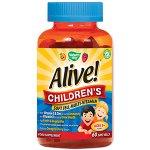 Alive! Children's Multivitamin Soft Jells Pack of 60