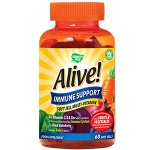 Alive! Immune Support Soft Jells Pack of 60