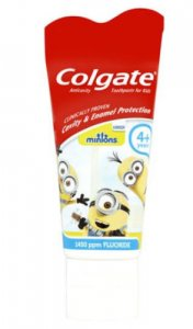 Colgate Minions Anticavity Toothpaste 4+ Years 50ml