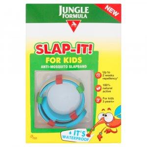 Jungle Formula Slap-It! for Kids Kids Insect Repellent Bracelet