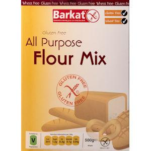 Barkat Gluten Free All Purpose Flour Mix 500g