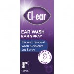 Cl-ear Ear Wash Ear Spray 15ml