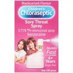 Children's Chloraseptic Sore Throat Spray 15ml