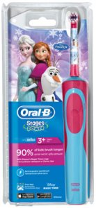Oral B Stages Power Vitality D12 Frozen Toothbrush