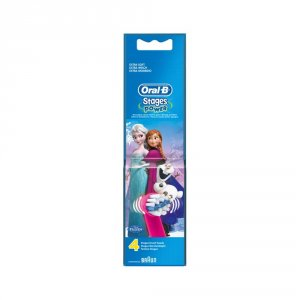 Oral B Frozen Refill Heads Pack of 4