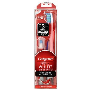 Colgate Max White Expert Toothbrush and Whitening Pen