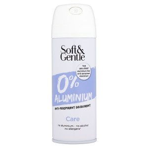 Soft & Gentle Aluminium Free Deodorant Care 150ml