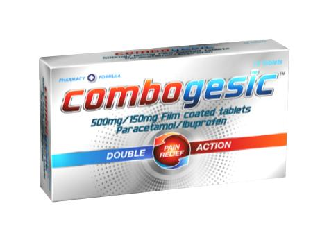 Combogesic Tablets Pack of 16