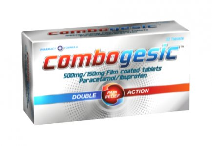 Combogesic Tablets Pack of 32