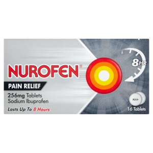 Nurofen Pain Relief Tablets Pack of 16