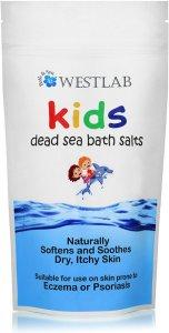 Westlab Dead Sea Salt for Kids 500g