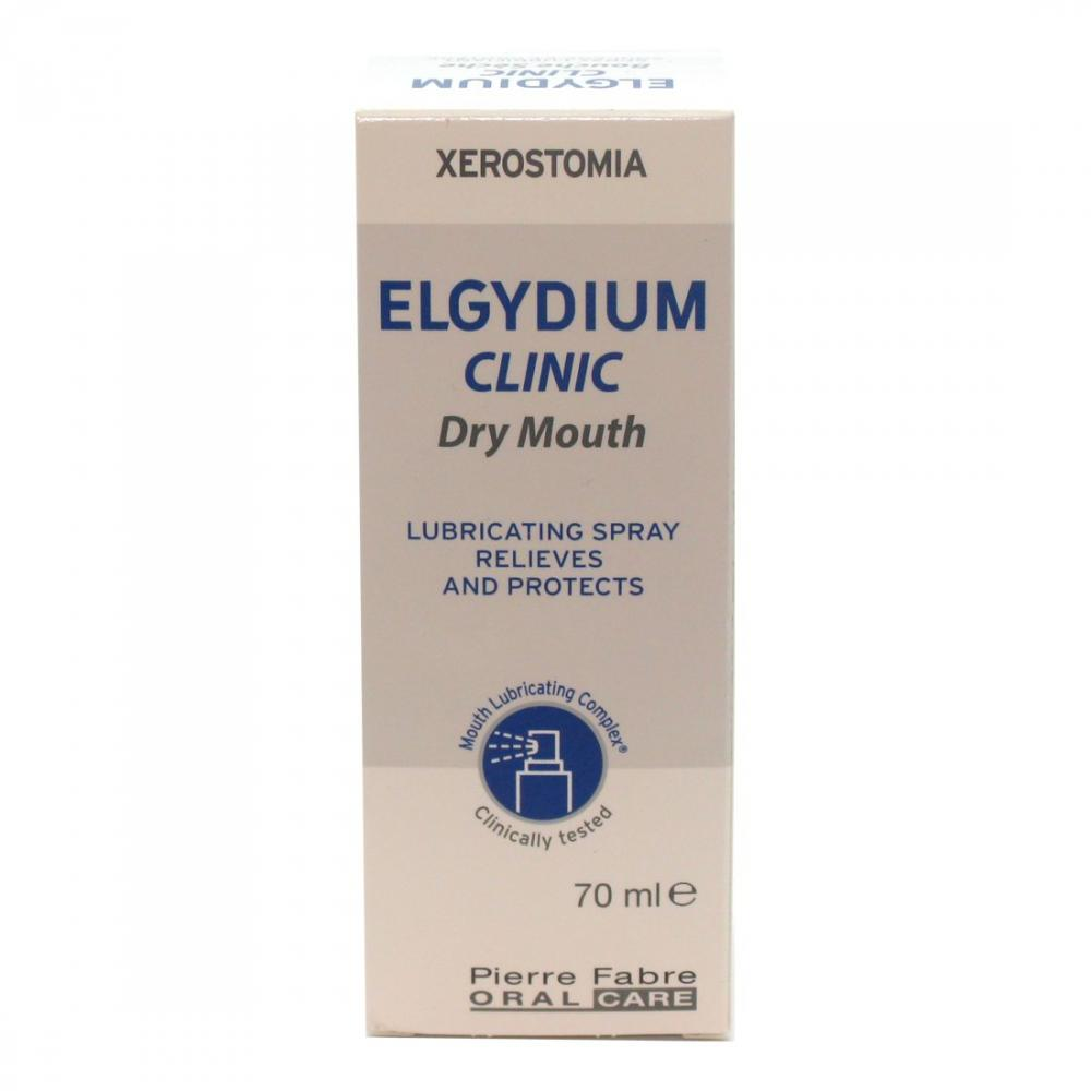Elgydium Dry Mouth Spray 70ml