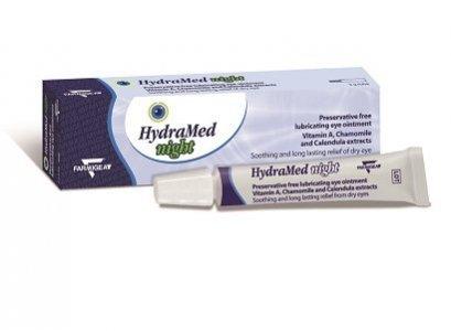 Hydramed Night Eye Ointment Preservative Free