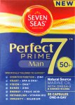 Seven Seas Perfect 7 Prime Man Capsules Pack of 30