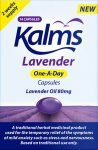 Kalms Lavender One A Day Capsules Pack of 14