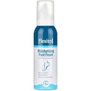 Flexitol Moisturising Foot Foam 125ml