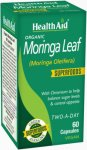 HealthAid Moringa Leaf Capsules Pack of 60