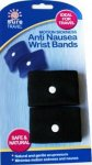 Sure Travel Anti Nausea Wrist Bands Pack of 2