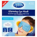 Optrex Warming Eye Mask Pack of 2
