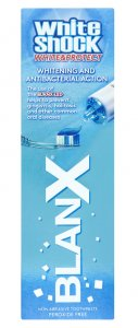BlanX White Shock White & Protect Toothpaste 50ml with LED