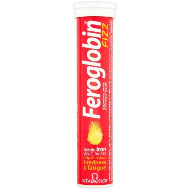 Feroglobin Fizz Tablets Pack of 20