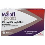Maloff Protect 250mg/100mg Tablets Pack of 24