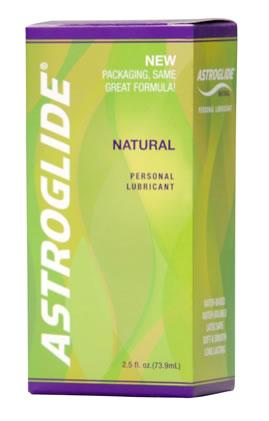 Astroglide Natural Liquid 73.9ml