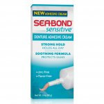 Seabond Sensitive Denture Adhesive Cream 40g