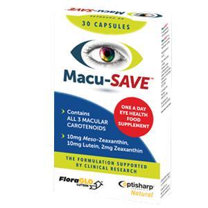 Macu-SAVE Capsules Pack of 30