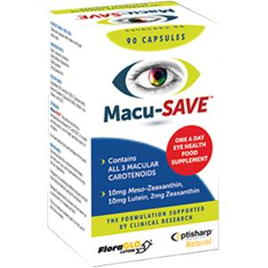 Macu-SAVE Capsules Pack of 90