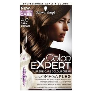 Color Expert Hair Colourant Dark Brown 4.0