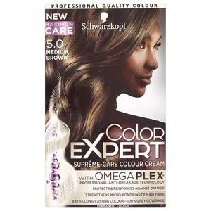 Color Expert Hair Colourant Medium Brown 5.0