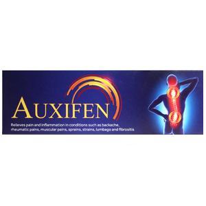 Auxifen Ibuprofen 5% Gel 35g