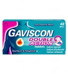 Gaviscon Double Action Tablets Mint Pack of 48
