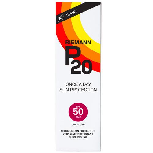 Riemann P20 Sun Filter Spray SPF50 100ml