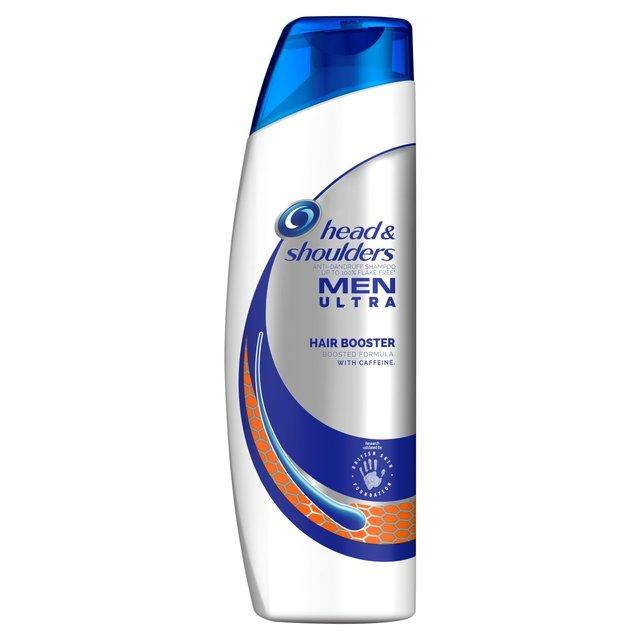 Head & Shoulders Men Ultra Hair Booster Shampoo 225ml