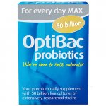 OptiBac for Every Day MAX Capsules Pack of 30