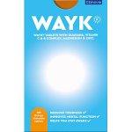 Wayk Caffeine Supplement Orange Flavour Pack of 10