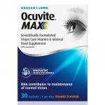 Ocuvite Max Sachets Pack of 30