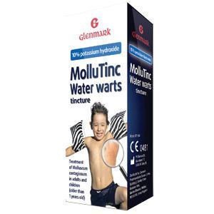 MolluTinc Water Warts Tincture 10ml