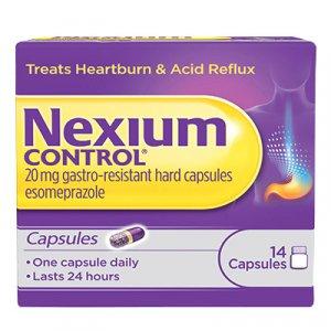 Nexium Control Mini-Capsules Pack of 14