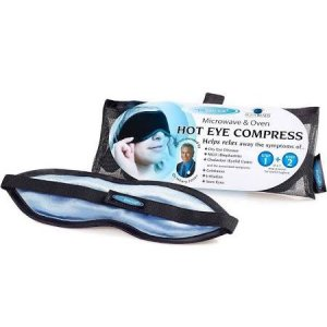 The Eye Doctor Microwaveable Hot Eye Compress