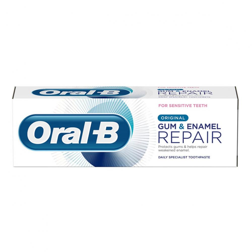 Oral B Gum & Enamel Repair Original Toothpaste 75ml