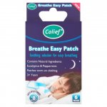 Colief Breathe Easy Patch Pack of 6