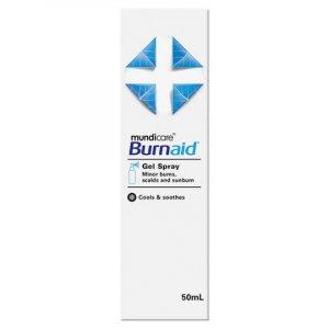 Burnaid Gel Spray 50ml